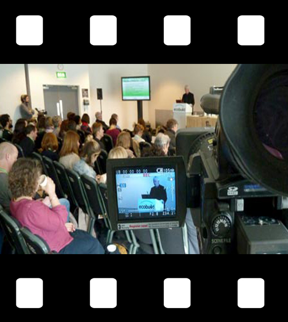 audio video production recording lectures seminars and